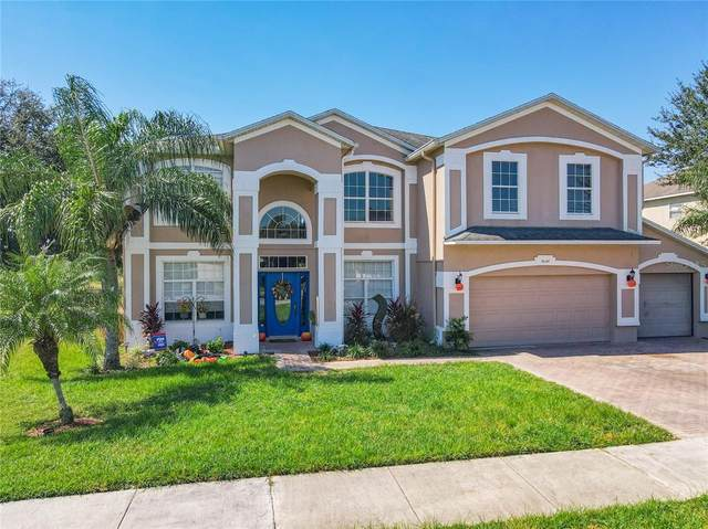 5147 Cape Hatteras Drive, Clermont, FL 34714 (MLS #O5975953) :: The Truluck TEAM