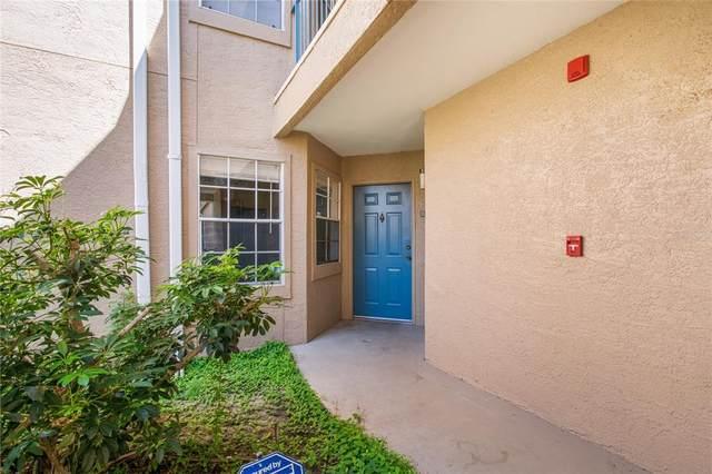 7300 Westpointe Boulevard #717, Orlando, FL 32835 (MLS #O5976029) :: Griffin Group