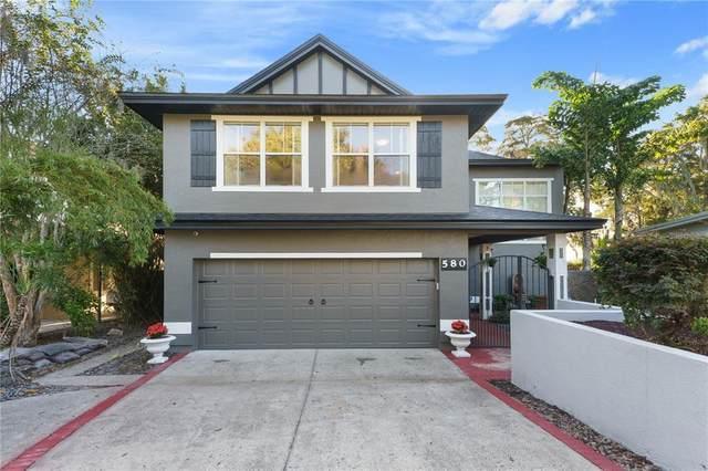 580 Ololu Drive, Winter Park, FL 32789 (MLS #O5976053) :: Everlane Realty