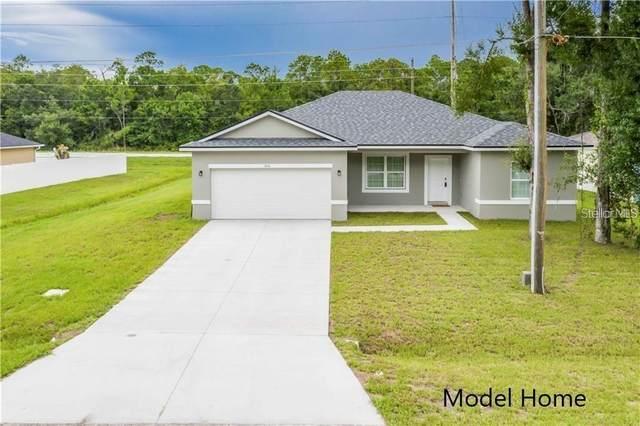 318 Daffodil Lane, Poinciana, FL 34759 (MLS #O5976141) :: Griffin Group
