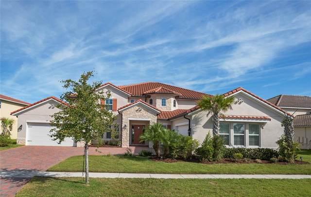 1051 Windlass Court, Kissimmee, FL 34746 (MLS #O5976660) :: MVP Realty
