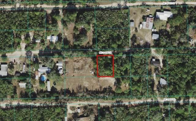 NE 234TH Lane, Fort Mc Coy, FL 32134 (MLS #O5977341) :: Everlane Realty