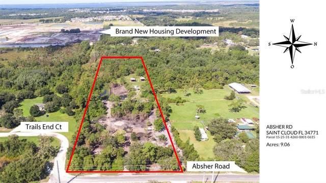 Absher Road, Saint Cloud, FL 34771 (MLS #O5977525) :: The Nathan Bangs Group
