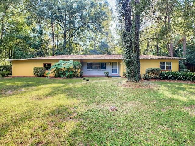 1231 NW 25TH Terrace, Gainesville, FL 32605 (MLS #O5977754) :: Lockhart & Walseth Team, Realtors