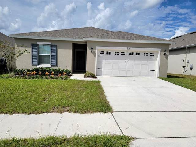 535 Taft Drive, Davenport, FL 33837 (MLS #O5977772) :: Keller Williams Realty Select
