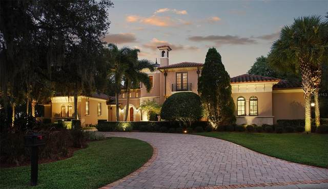 9202 Cromwell Park Place, Orlando, FL 32827 (MLS #O5977860) :: Global Properties Realty & Investments