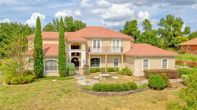 12143 Outlook Drive, Clermont, FL 34711 (MLS #O5978171) :: SunCoast Home Experts