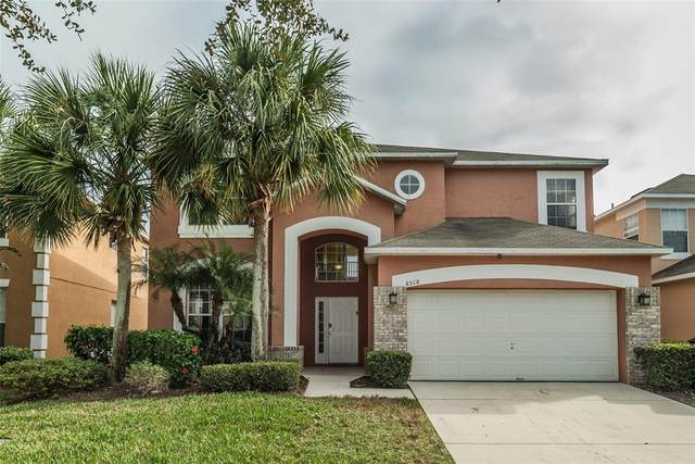 8518 Palm Harbour Drive, Kissimmee, FL 34747 (MLS #O5978176) :: Blue Chip International Realty