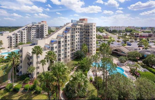 6165 Carrier Drive #2901, Orlando, FL 32819 (MLS #O5978180) :: The Truluck TEAM