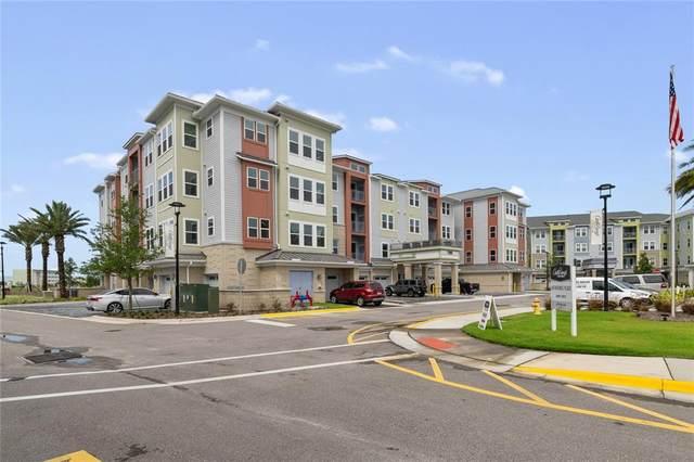 7505 Laureate Boulevard #2403, Orlando, FL 32827 (MLS #O5978212) :: Global Properties Realty & Investments