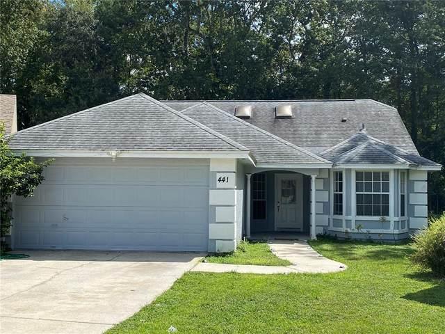 441 Harvest Oak Court, Lake Mary, FL 32746 (MLS #O5978323) :: Keller Williams Realty Select
