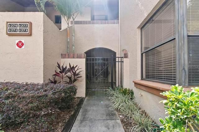 1273 Saint Tropez Circle #1273, Orlando, FL 32806 (MLS #O5978538) :: Bob Paulson with Vylla Home
