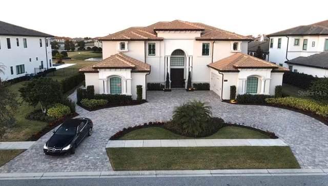 13125 Casabella Drive, Windermere, FL 34786 (MLS #O5978607) :: Bustamante Real Estate