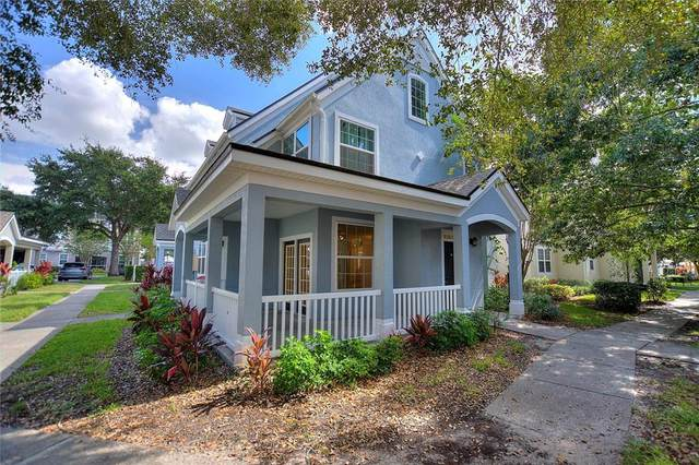 3368 Parkchester Square Boulevard #102, Orlando, FL 32835 (MLS #O5978719) :: The Heidi Schrock Team