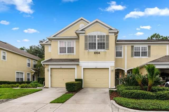 6104 Twain Street #102, Orlando, FL 32835 (MLS #O5978742) :: Orlando Homes Finder Team