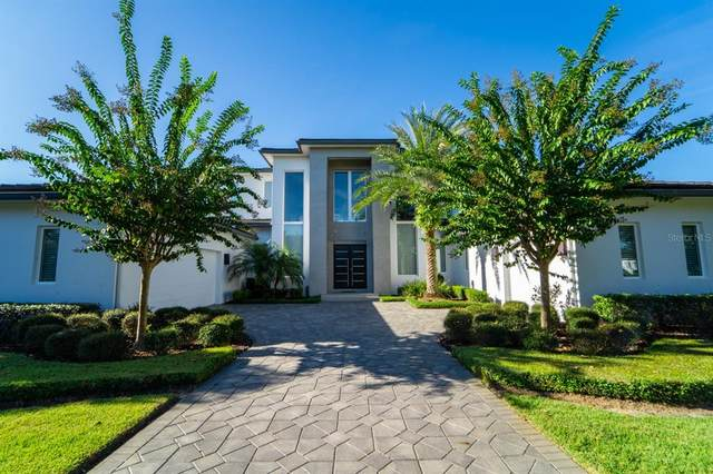 11618 Vinci Drive, Windermere, FL 34786 (MLS #O5979048) :: SunCoast Home Experts