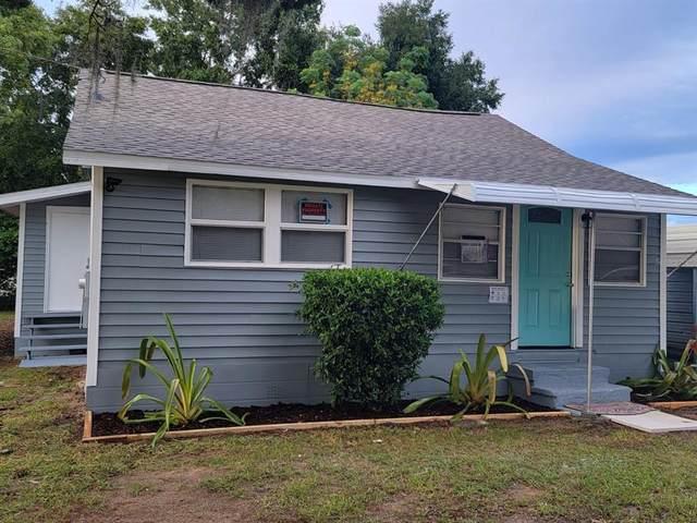 105 W Stevens Avenue, Eustis, FL 32726 (MLS #O5979150) :: The Light Team