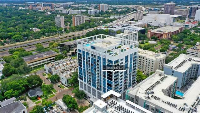 260 Osceola Avenue #1401, Orlando, FL 32801 (MLS #O5979162) :: The Truluck TEAM