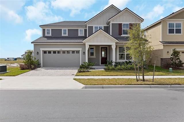 1787 Smarts Rule Street Lot 214, Kissimmee, FL 34744 (MLS #O5979281) :: Everlane Realty