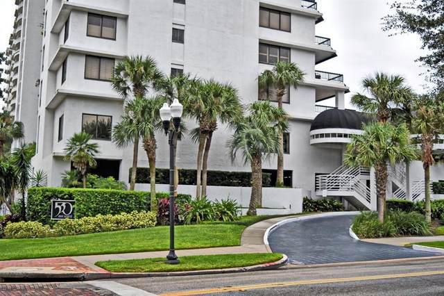 530 E Central Boulevard #802, Orlando, FL 32801 (MLS #O5979294) :: Team Buky