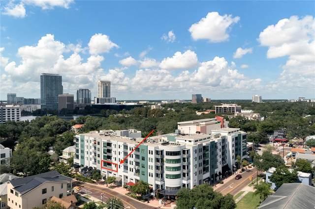 10 N Summerlin Avenue #6, Orlando, FL 32801 (MLS #O5979507) :: Team Buky