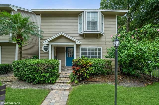 6040 Scotchwood Glen #108, Orlando, FL 32822 (MLS #O5979575) :: Bob Paulson with Vylla Home