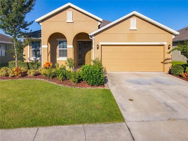 1435 Merion Drive, Mount Dora, FL 32757 (MLS #O5979600) :: Bob Paulson with Vylla Home