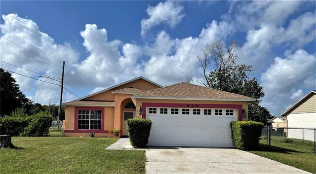 900 San Rafael Way, Kissimmee, FL 34758 (MLS #O5979700) :: Bustamante Real Estate