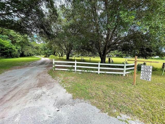 15755 SE Highway 42, Weirsdale, FL 32195 (MLS #O5979895) :: Bustamante Real Estate