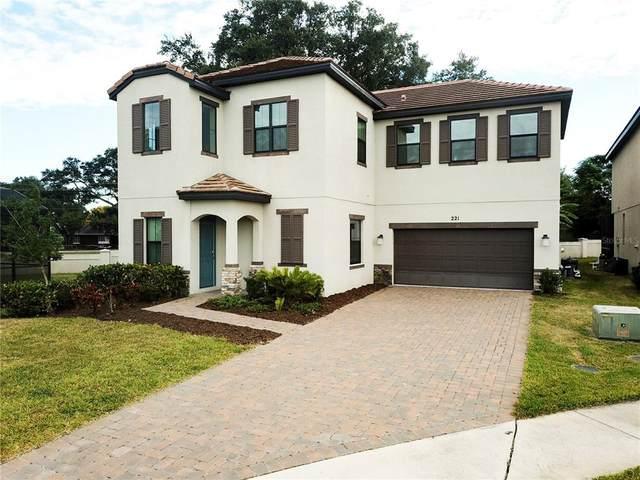 221 Aidan S Landing, Haines City, FL 33844 (MLS #O5979905) :: Expert Advisors Group