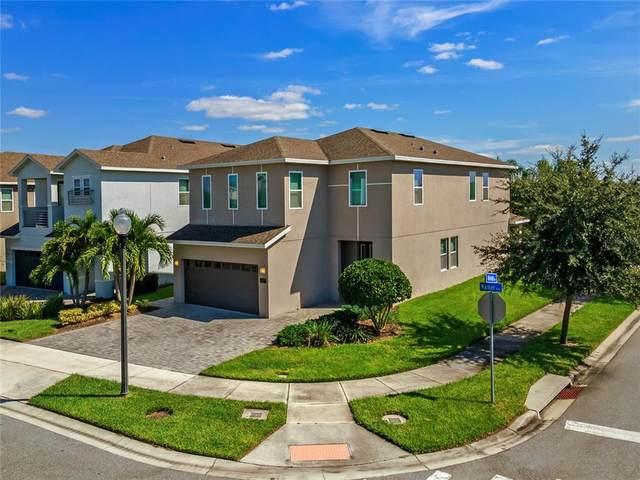 7584 Marker Avenue, Kissimmee, FL 34747 (MLS #O5980048) :: Blue Chip International Realty