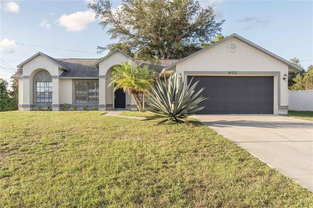 602 Gallaway Terrace, Deltona, FL 32725 (MLS #O5980087) :: Delgado Home Team at Keller Williams
