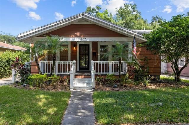 807 Palmer Street, Orlando, FL 32801 (MLS #O5980120) :: Team Buky
