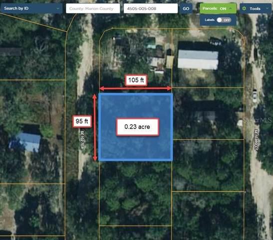 12053 SE 102 Terrace, Belleview, FL 34420 (MLS #O5980142) :: Everlane Realty
