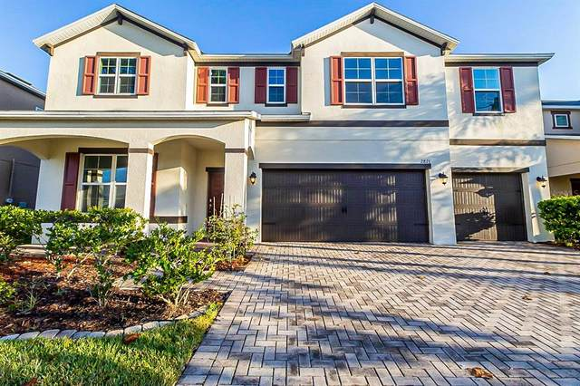 2821 Monticello Way, Kissimmee, FL 34741 (MLS #O5980189) :: Blue Chip International Realty
