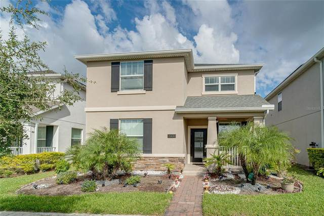 11933 Fiction Avenue, Orlando, FL 32832 (MLS #O5980243) :: CGY Realty