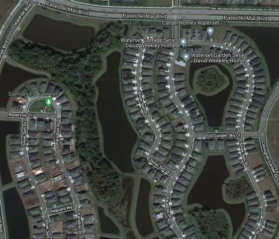 5360 Silver Sun Drive, Apollo Beach, FL 33572 (MLS #O5980385) :: Rabell Realty Group