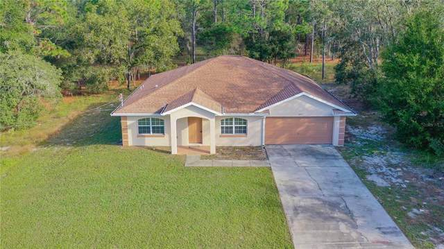20851 SW 73RD Lane, Dunnellon, FL 34431 (MLS #O5980404) :: Carmena and Associates Realty Group