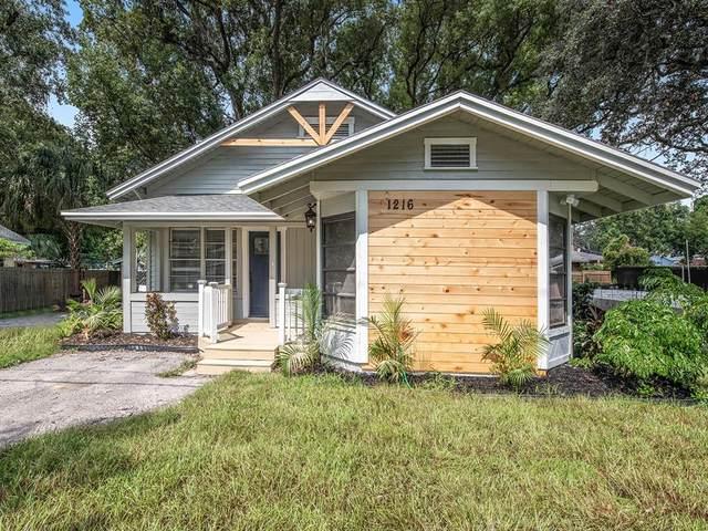 1216 E Chelsea Street, Tampa, FL 33603 (MLS #O5980429) :: Florida Real Estate Sellers at Keller Williams Realty