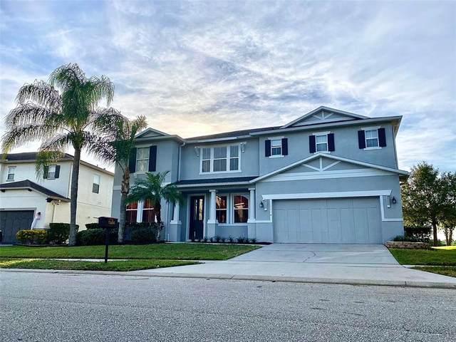 13214 Bramhall Run, Orlando, FL 32832 (MLS #O5980489) :: Rabell Realty Group