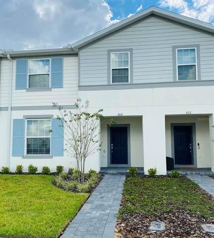 606 Jasmine Lane, Davenport, FL 33897 (MLS #O5980524) :: Rabell Realty Group
