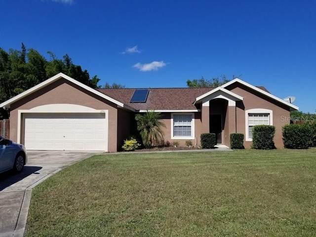 2501 Montecito Avenue, Eustis, FL 32726 (MLS #O5980537) :: The Light Team