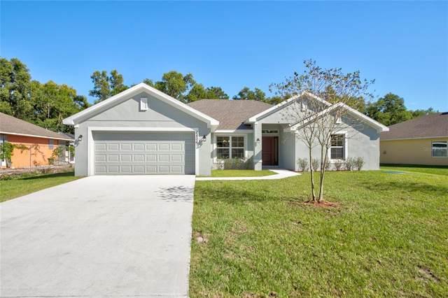 106 Columbia Drive, Poinciana, FL 34759 (MLS #O5980577) :: Lockhart & Walseth Team, Realtors