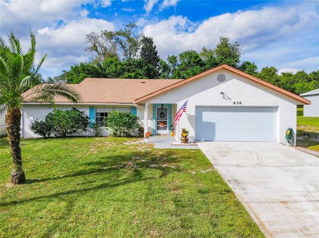 626 N Goodrich Drive, Deltona, FL 32725 (MLS #O5980607) :: Blue Chip International Realty