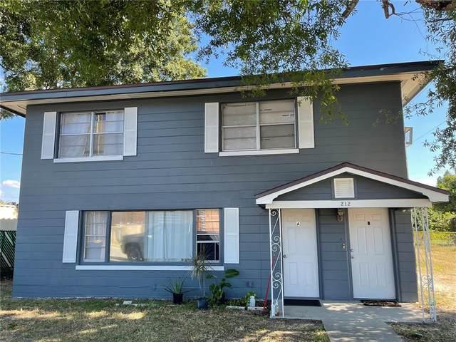 212 Center Street A & B, Auburndale, FL 33823 (MLS #O5980627) :: Carmena and Associates Realty Group