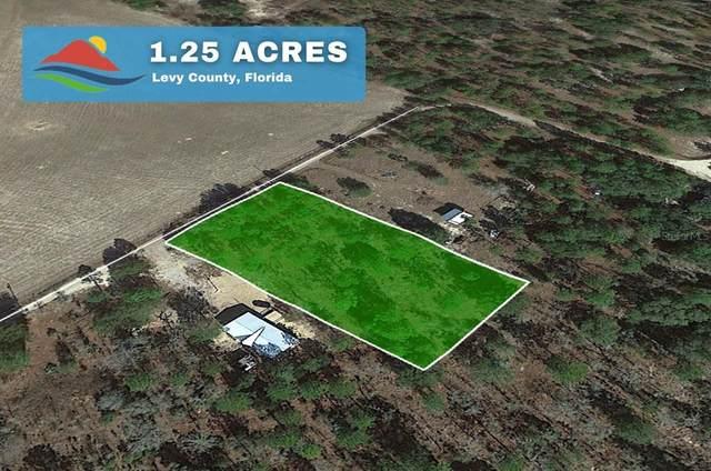 N. E 120Th St, Bronson, FL 32621 (MLS #O5980649) :: Pristine Properties