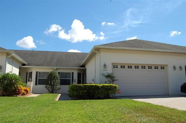 1003 Green Gate Boulevard, Groveland, FL 34736 (MLS #O5980658) :: Cartwright Realty