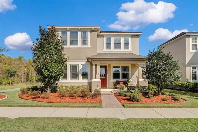 8109 De Haven Street, Orlando, FL 32832 (MLS #O5980784) :: Orlando Homes Finder Team