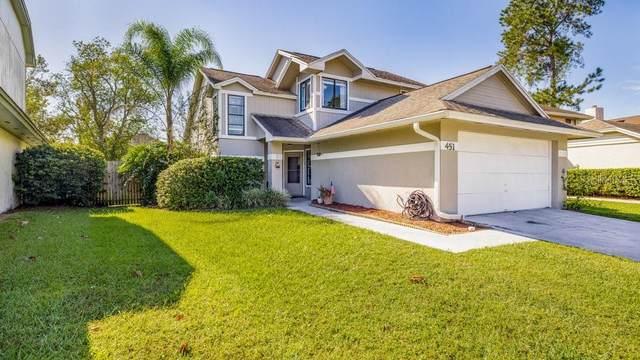 451 E Springtree Way, Lake Mary, FL 32746 (MLS #O5980800) :: Bustamante Real Estate