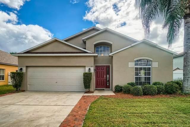 321 Appaloosa Court, Sanford, FL 32773 (MLS #O5980955) :: Premium Properties Real Estate Services